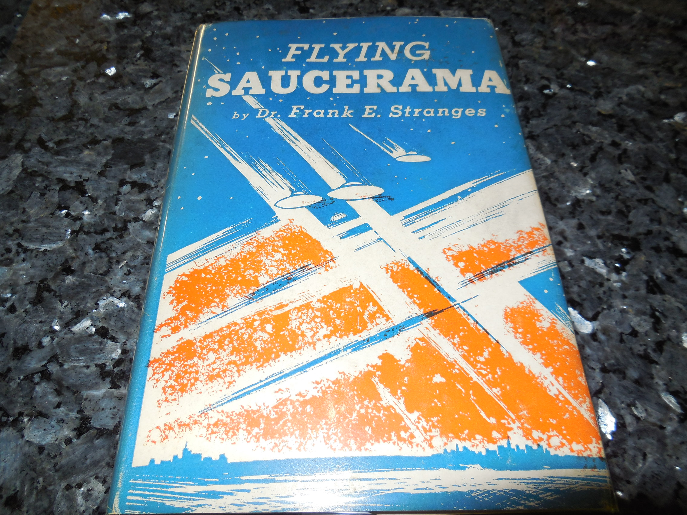Image for Flying Saucerama