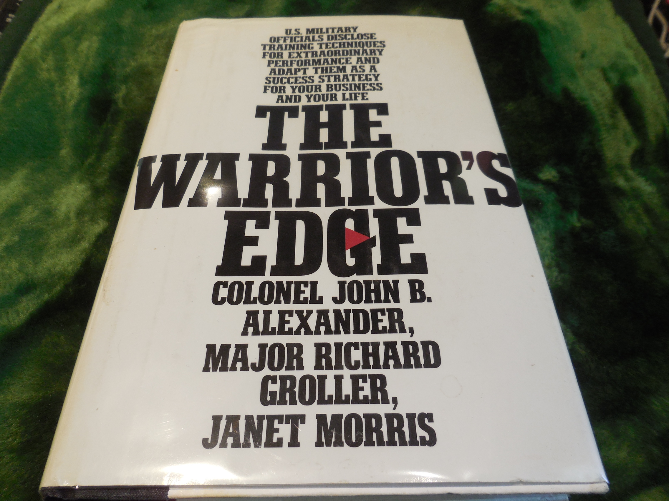 Image for The Warrior's Edge