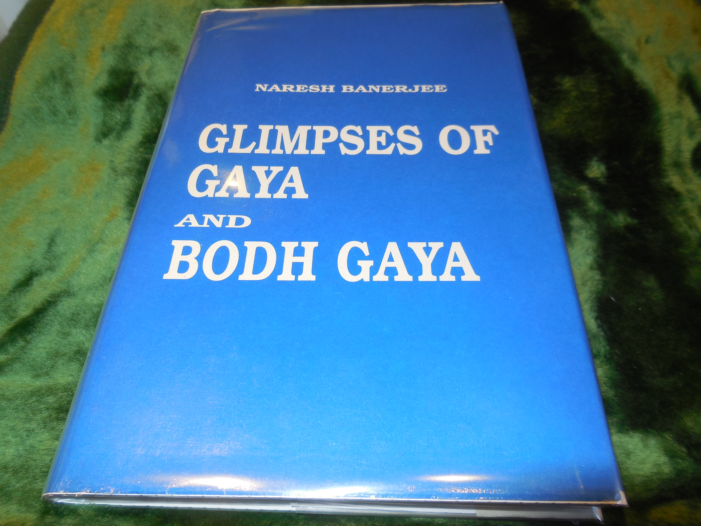 Image for Glimpses of Gaya and Bodh Gaya