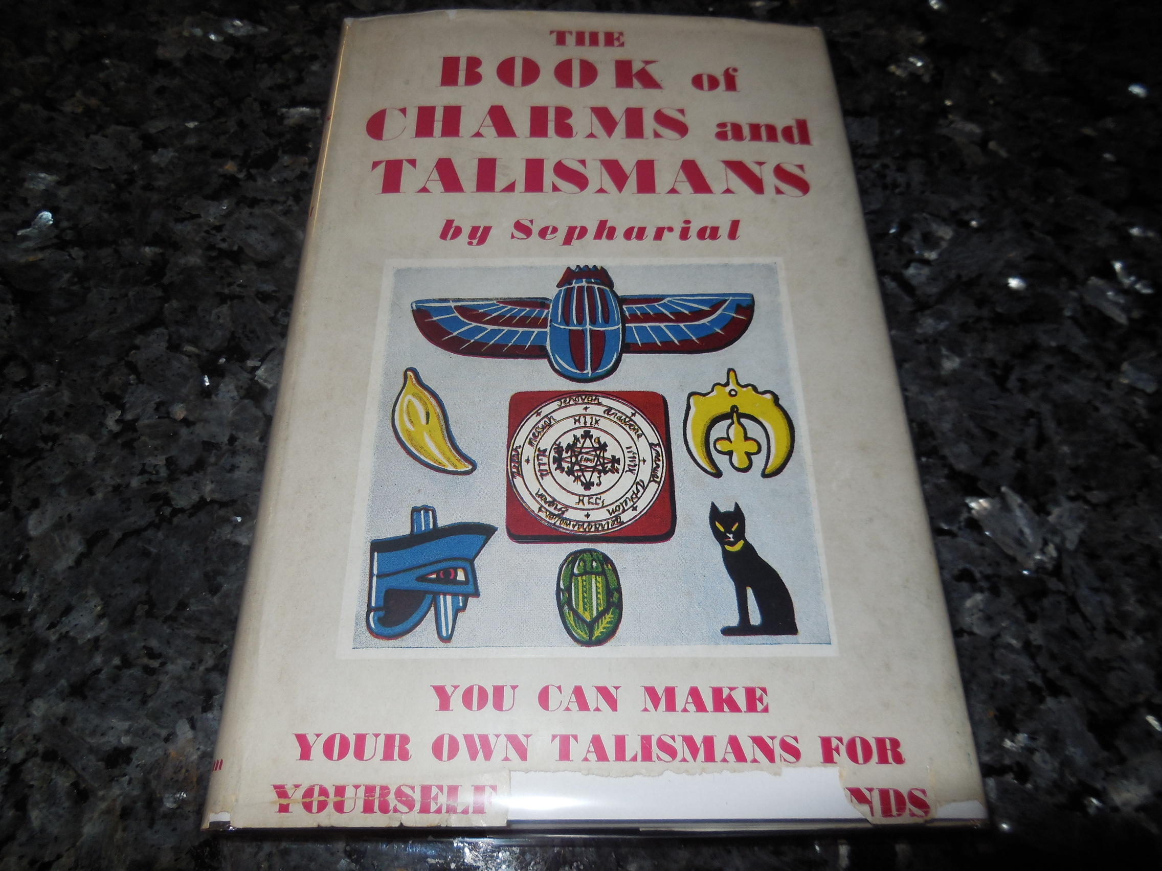 Image for Book of Charms and Talismans