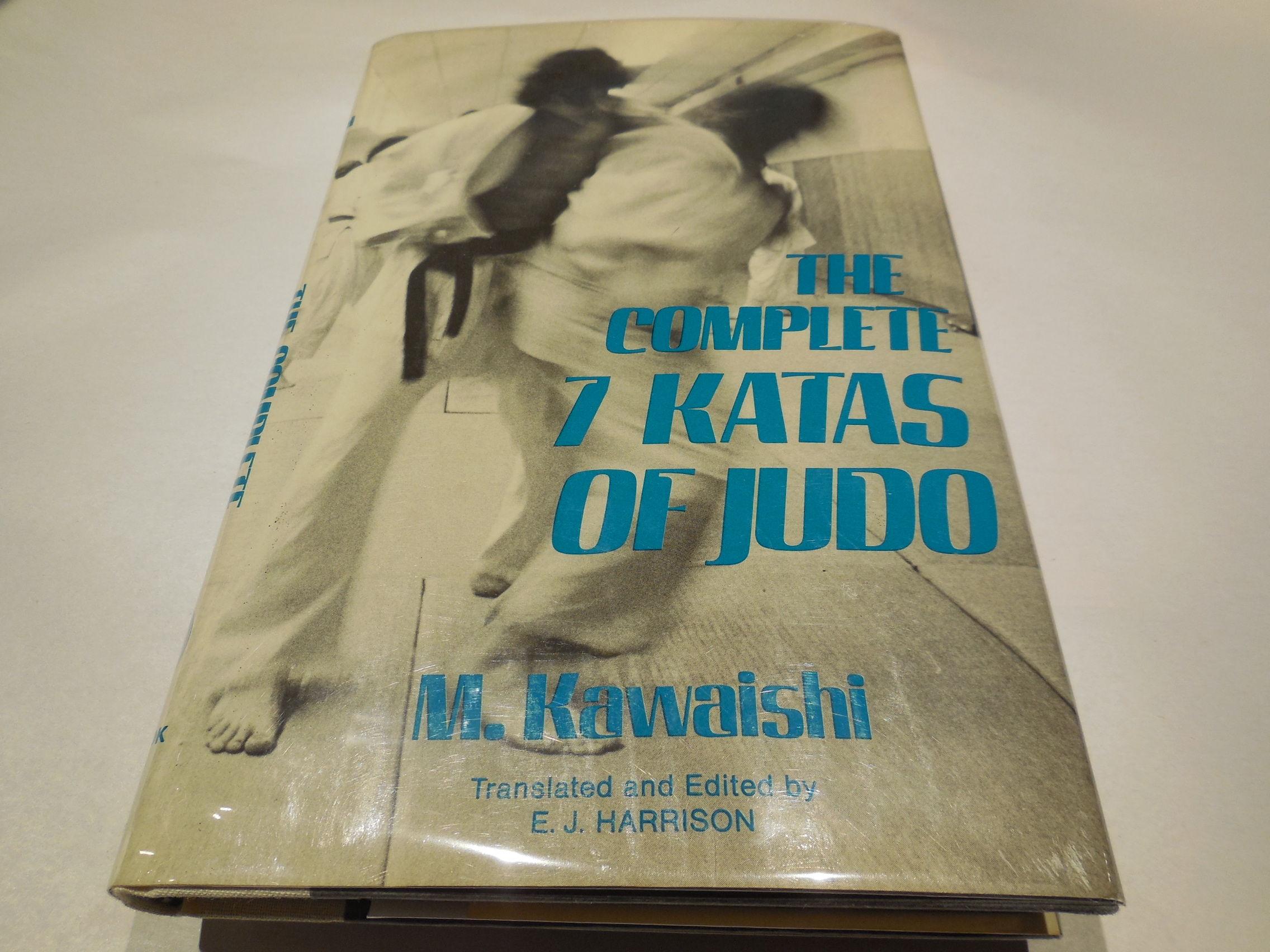 Image for The Complete Seven Katas of Judo (7)