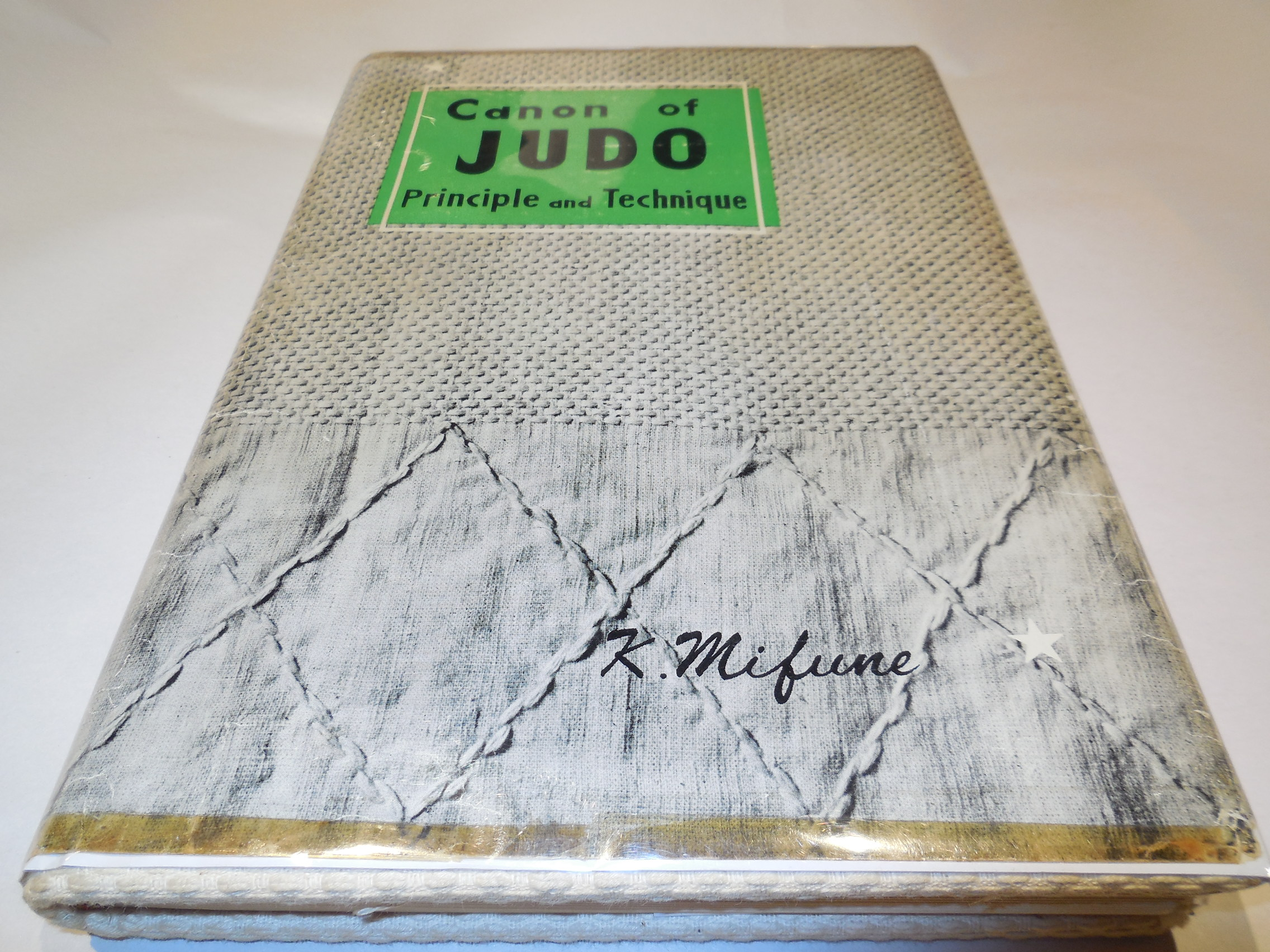 Image for Canon of Judo - Principle and Technique