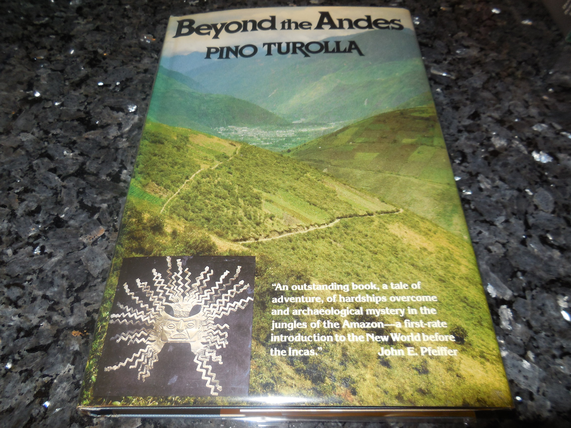 Image for Beyond the Andes: My Search for the Origins of Pre-Inca Civilization