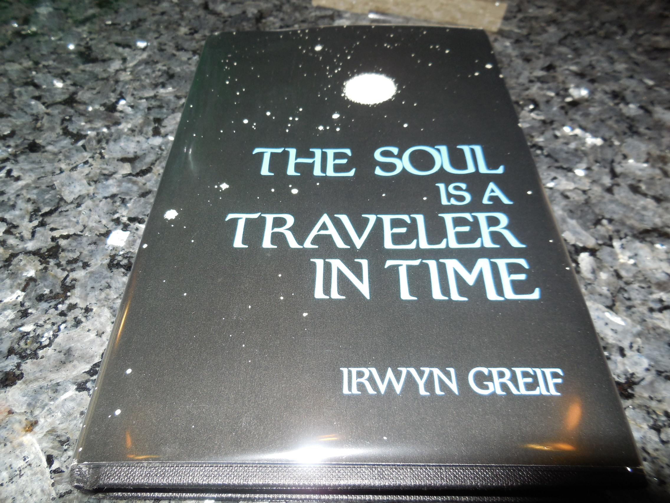 Image for The Soul Is a Traveler in Time