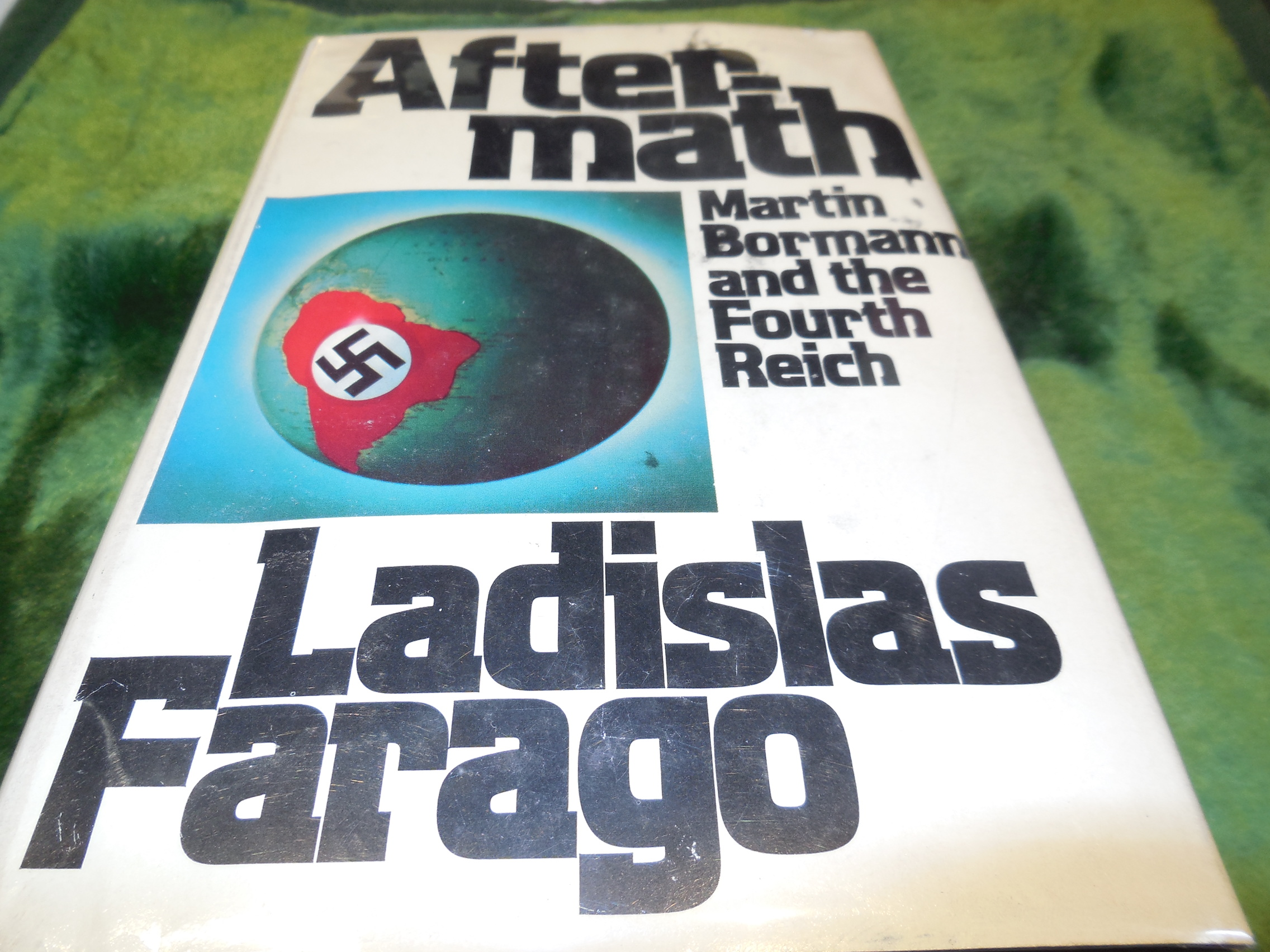 Image for Aftermath - Martin Bormann and the Fourth Reich