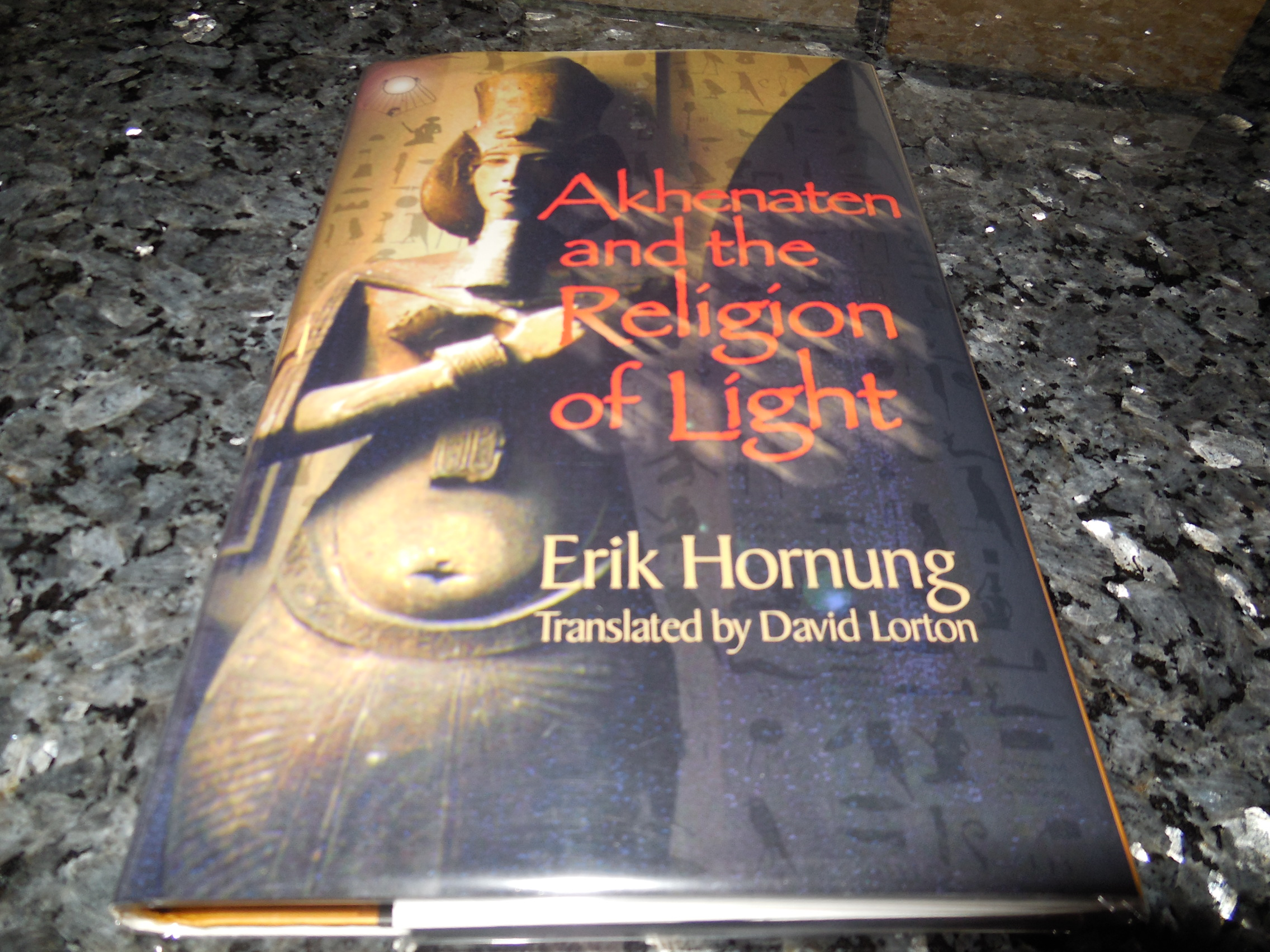Image for Akhenaten and the Religion of Light