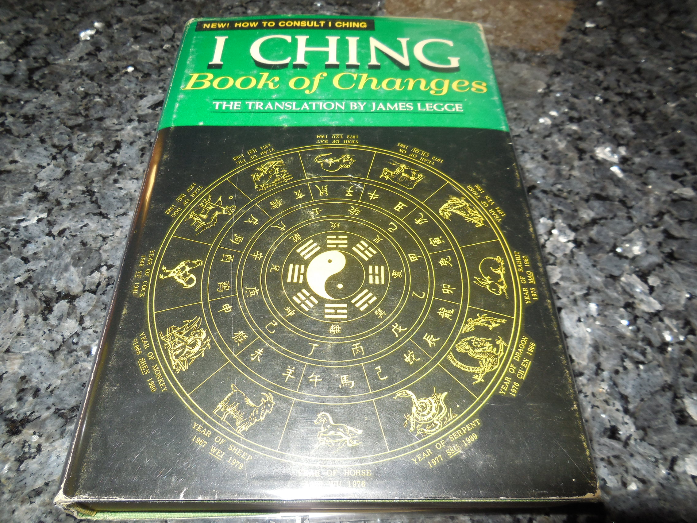 Image for I Ching =: Book of Changes