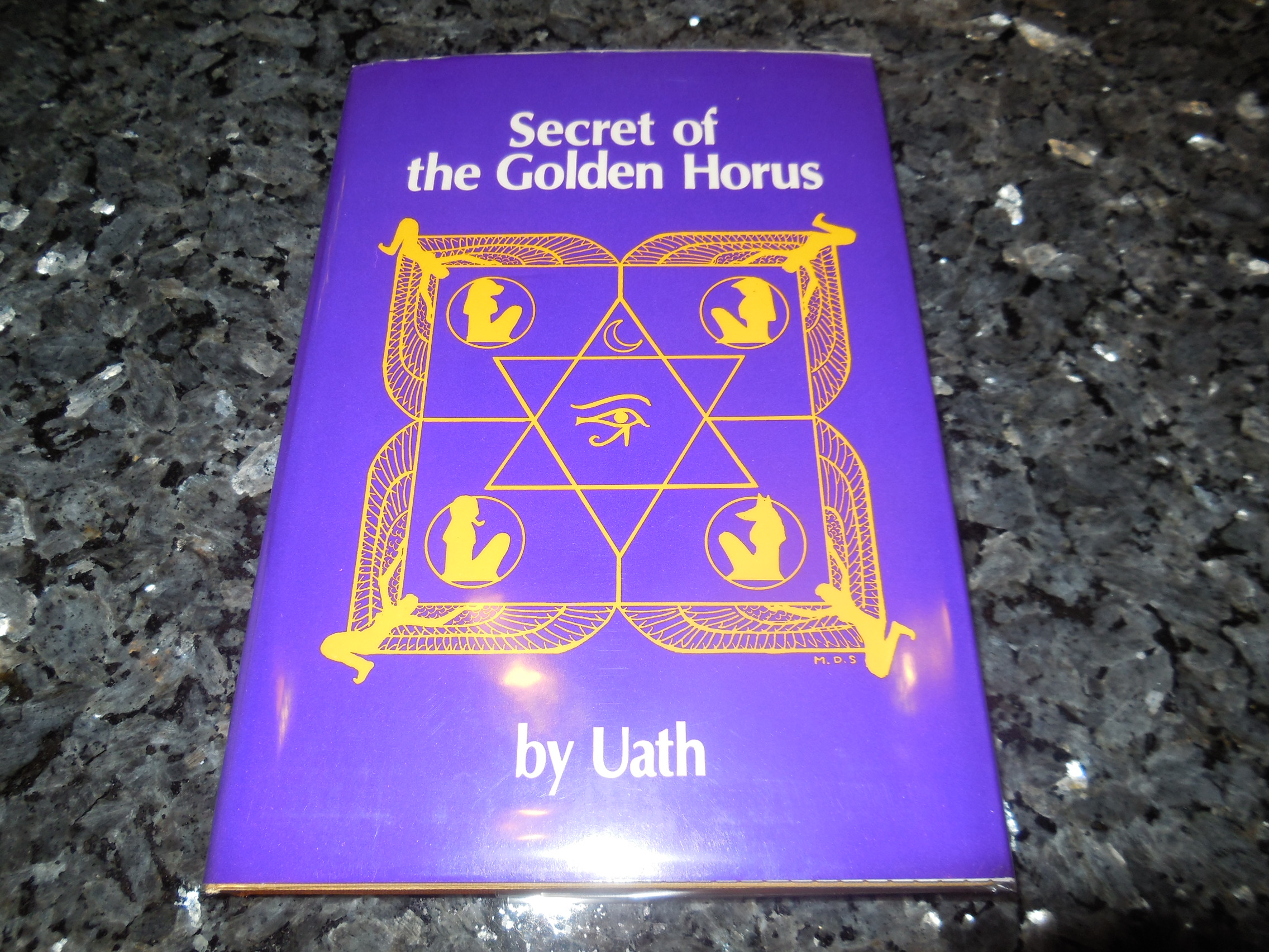 Image for Secret of the Golden Horus - The Common Source of Hermetic Magic and  Christianity
