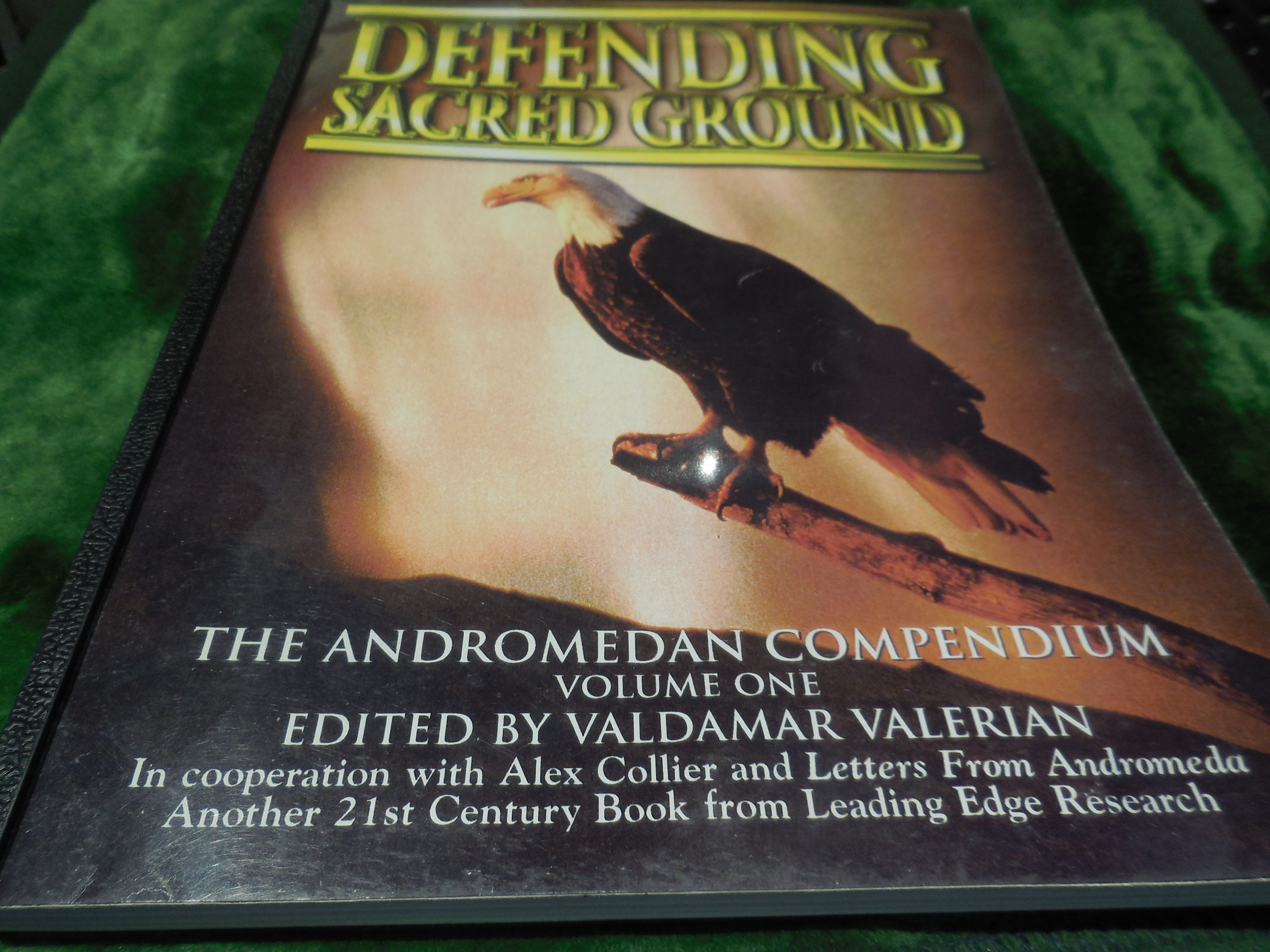 Image for Defending Sacred Ground: The Adromedan Compendium, Volume One