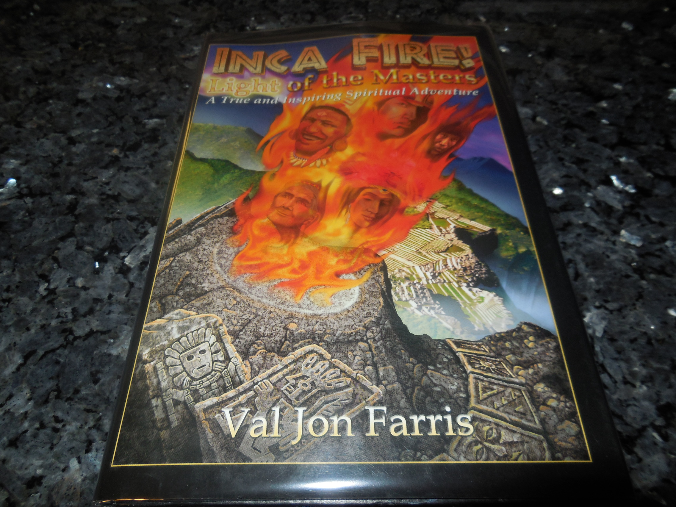 Image for Inca Fire! Light of the Masters