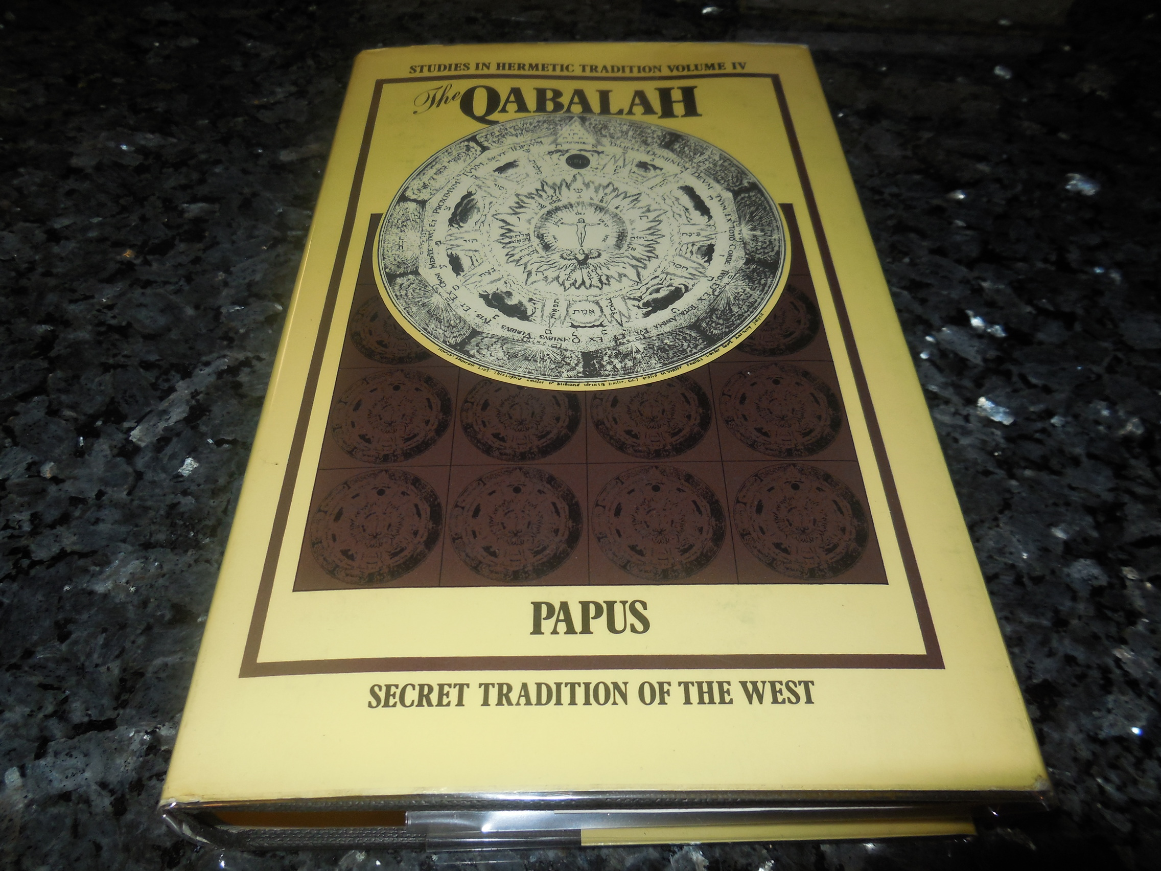 Image for Qabalah: Secret Tradition of the West