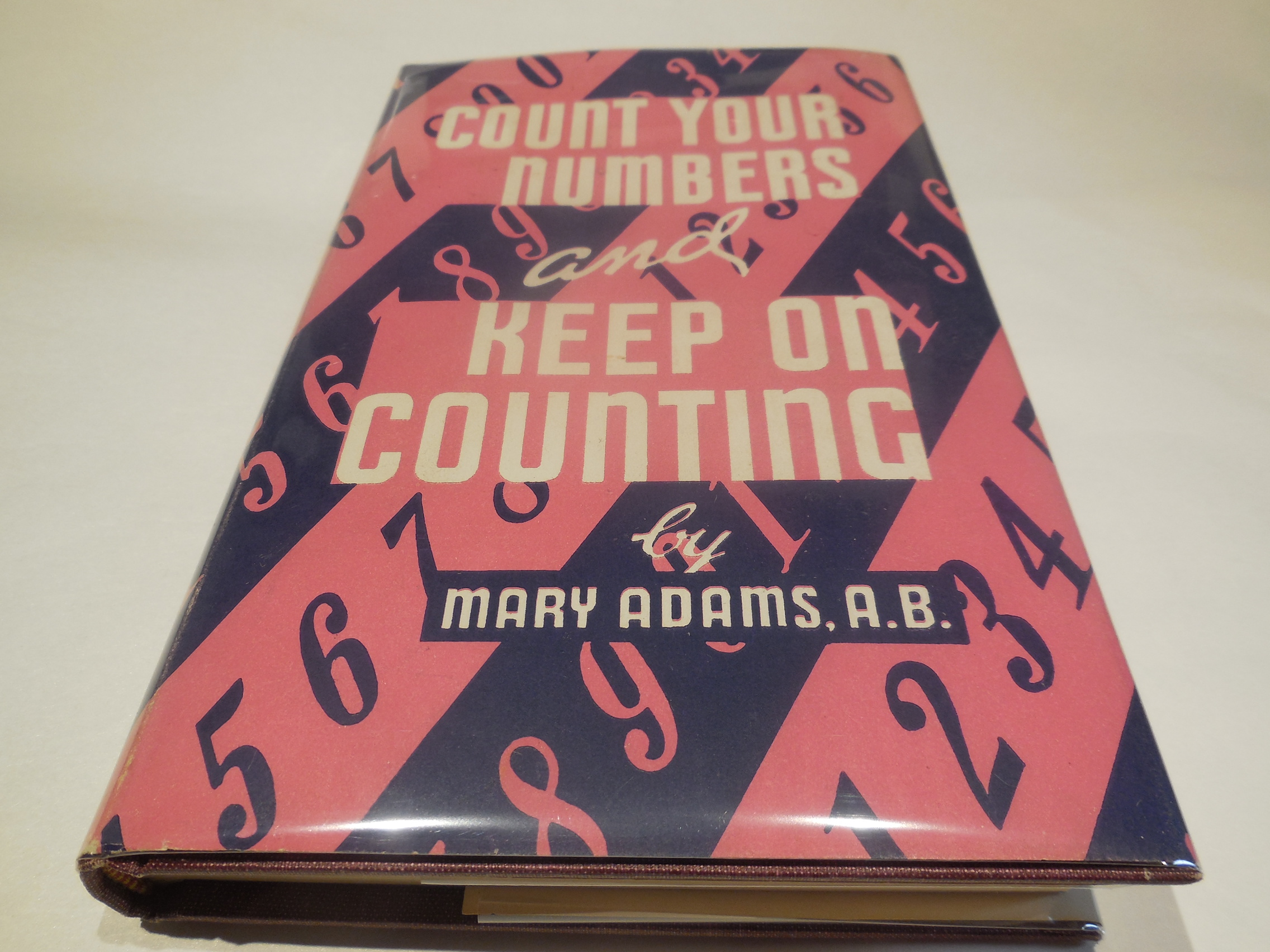 Image for Count Your Numbers and Keep on Counting (Two Complete Books in One Volume)