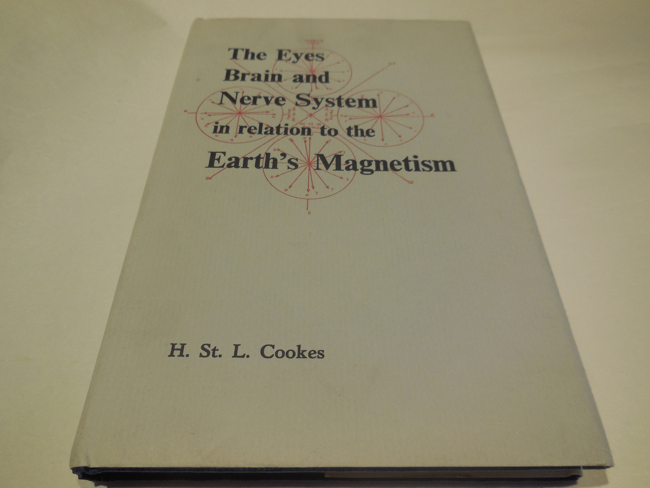 Image for The Eyes, Brain & Nerve System in Relation to the Earth's Magnetism - An Explanation of Why the Dowser's Pendulum and Other Media Move, and  Other Phenomena