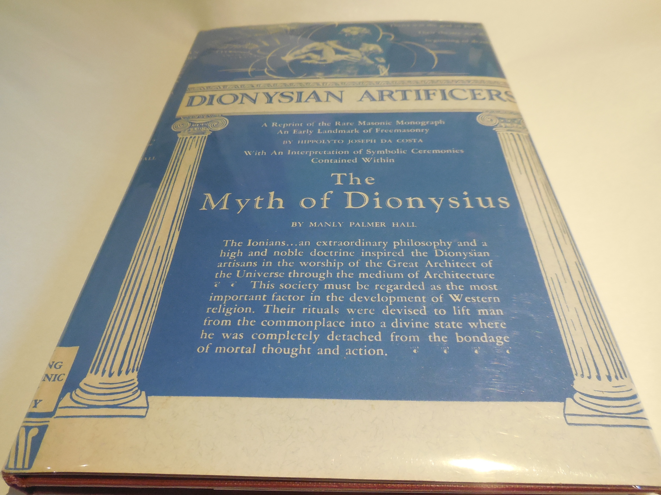 Image for The Dionysian Artificers