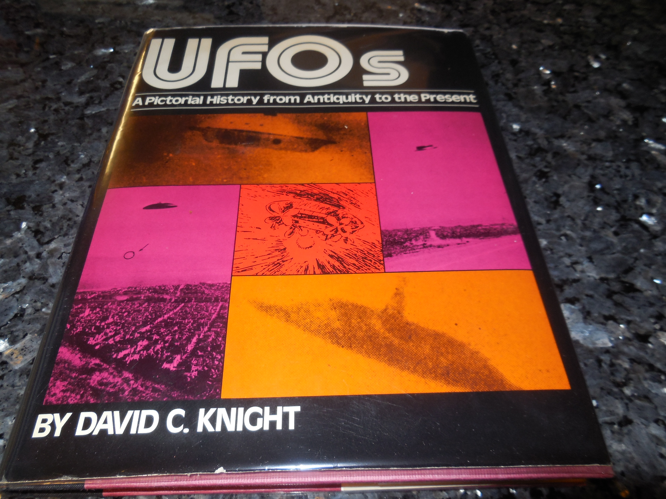 Image for Ufos, a Pictorial History from Antiquity to the Present