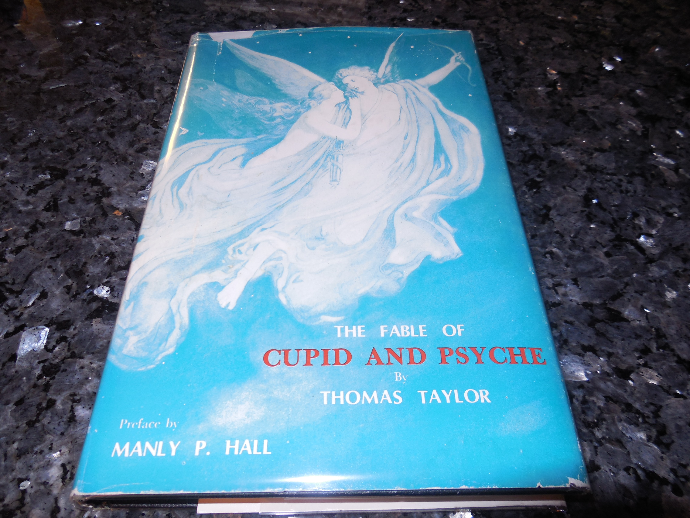 Image for Fable of Cupid & Psyche (English and Latin Edition)