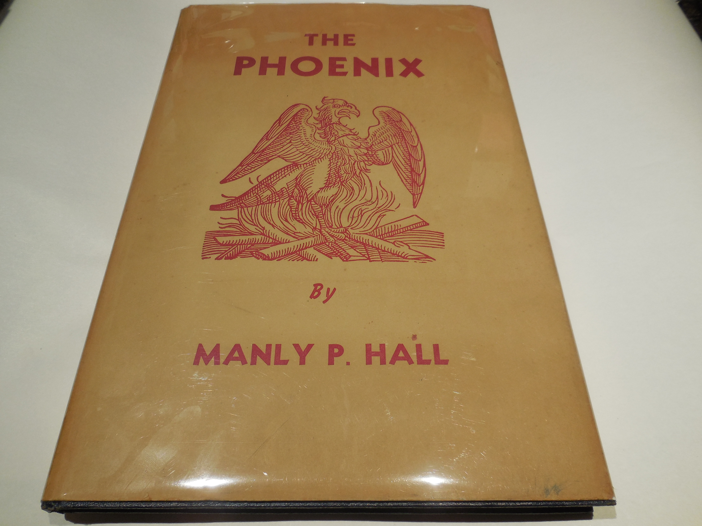 Image for The Phoenix - An Illustrated Review of Occultism and Philosophy