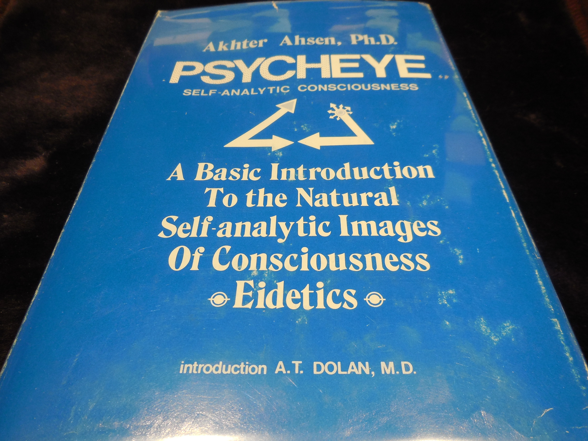 Image for Psycheye: Self Analytic Consciousness - A Basic Introduction to the Natural Self-Analytic Images of Co of Consciousness