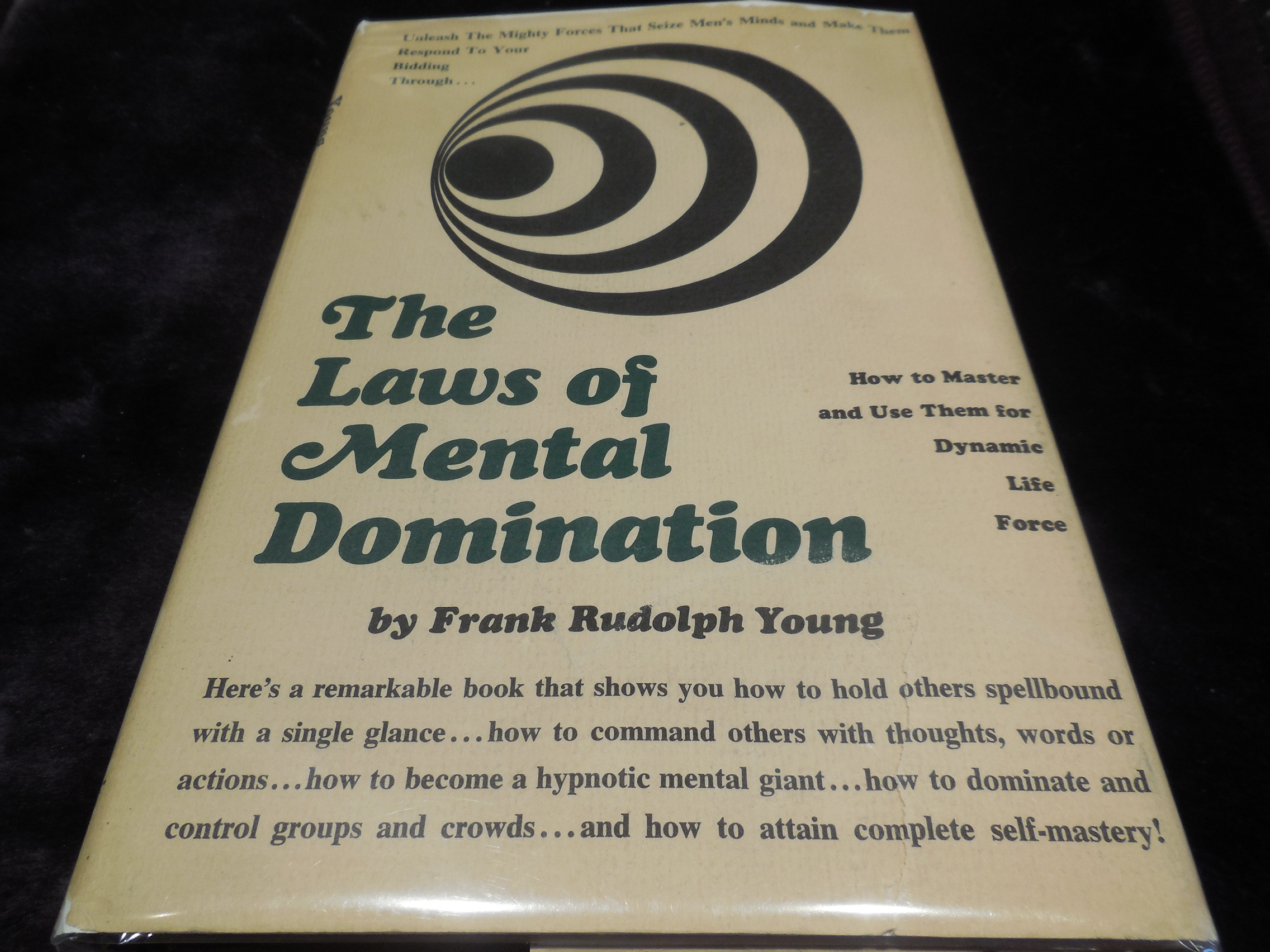 Image for The Laws of Mental Domination - How To Master and Use Them for Dynamic Life-Force