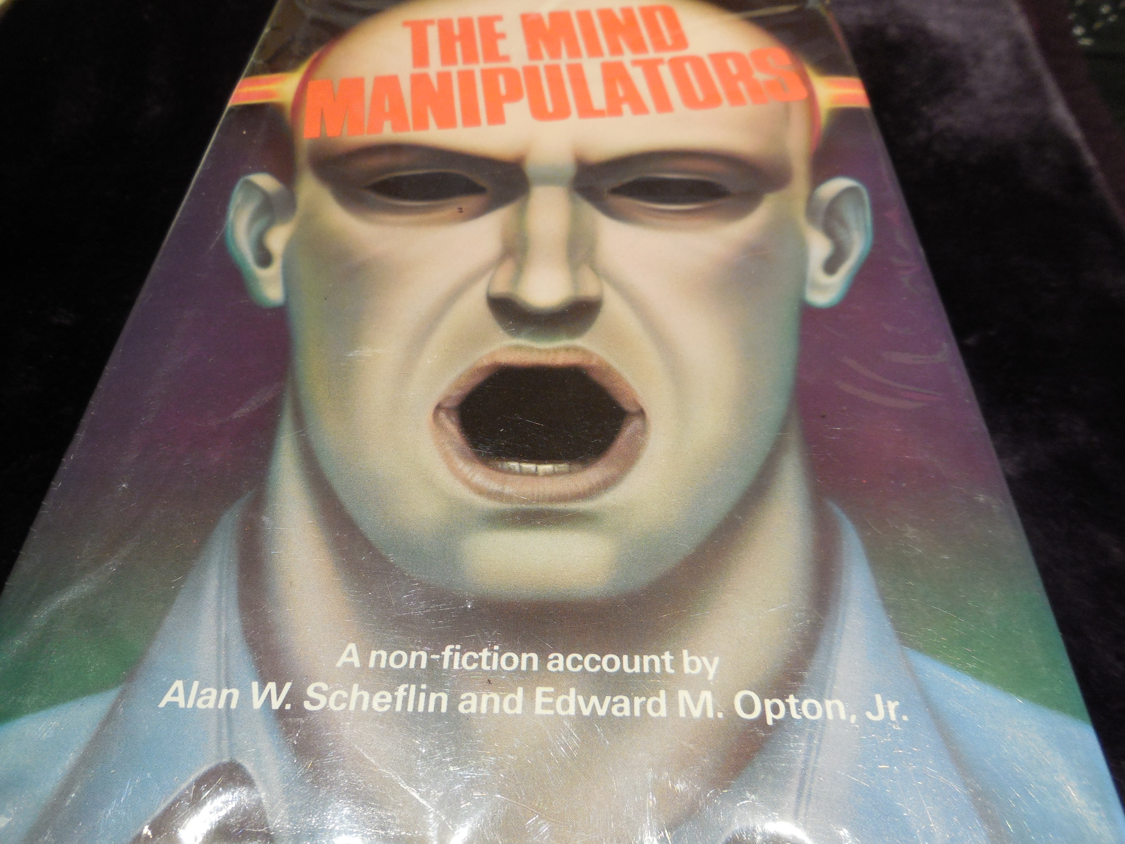 Image for The Mind Manipulators: A Non-fiction Account