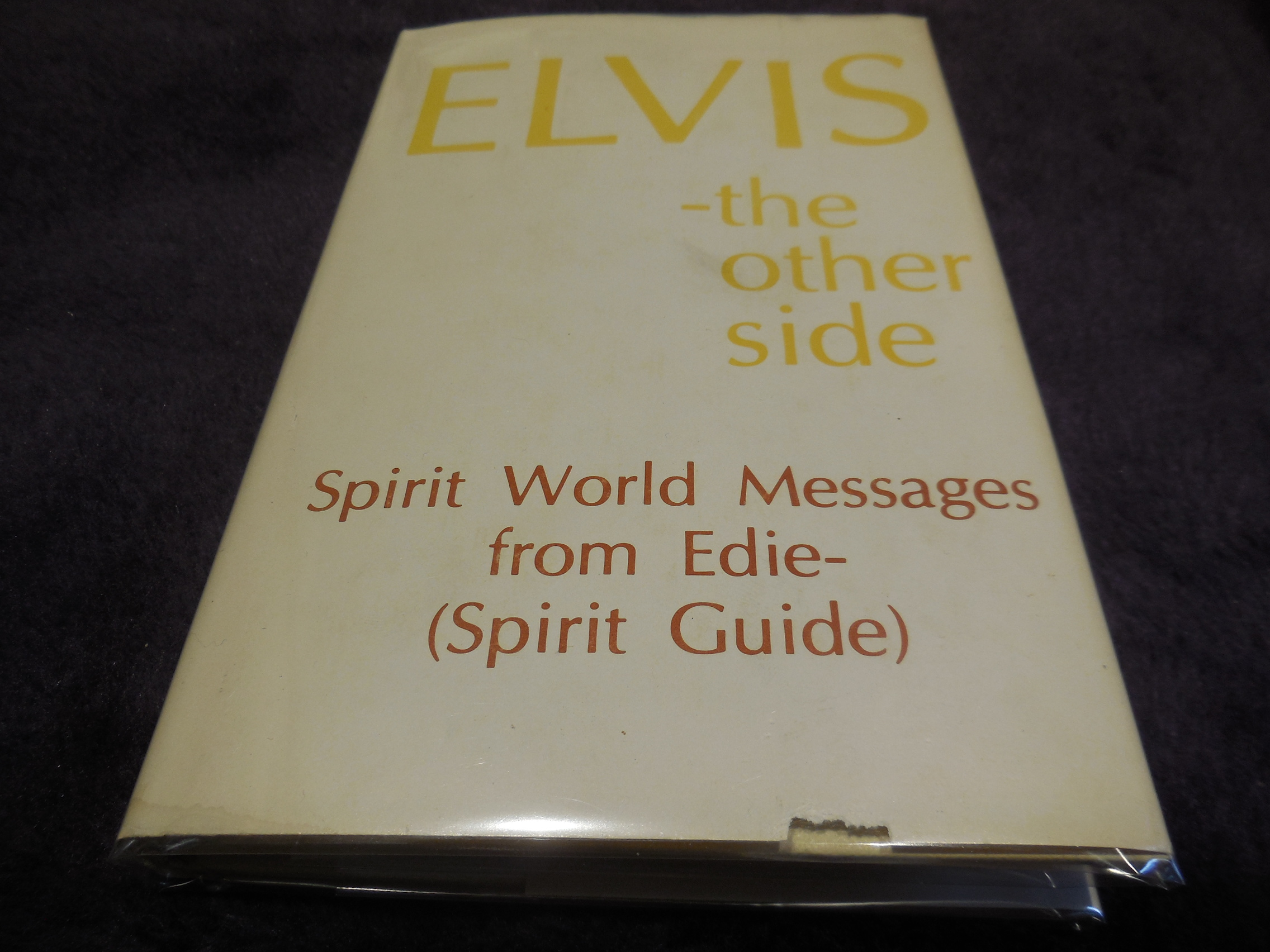 Image for Elvis - The Other Side (Spirit Writings From Edie)