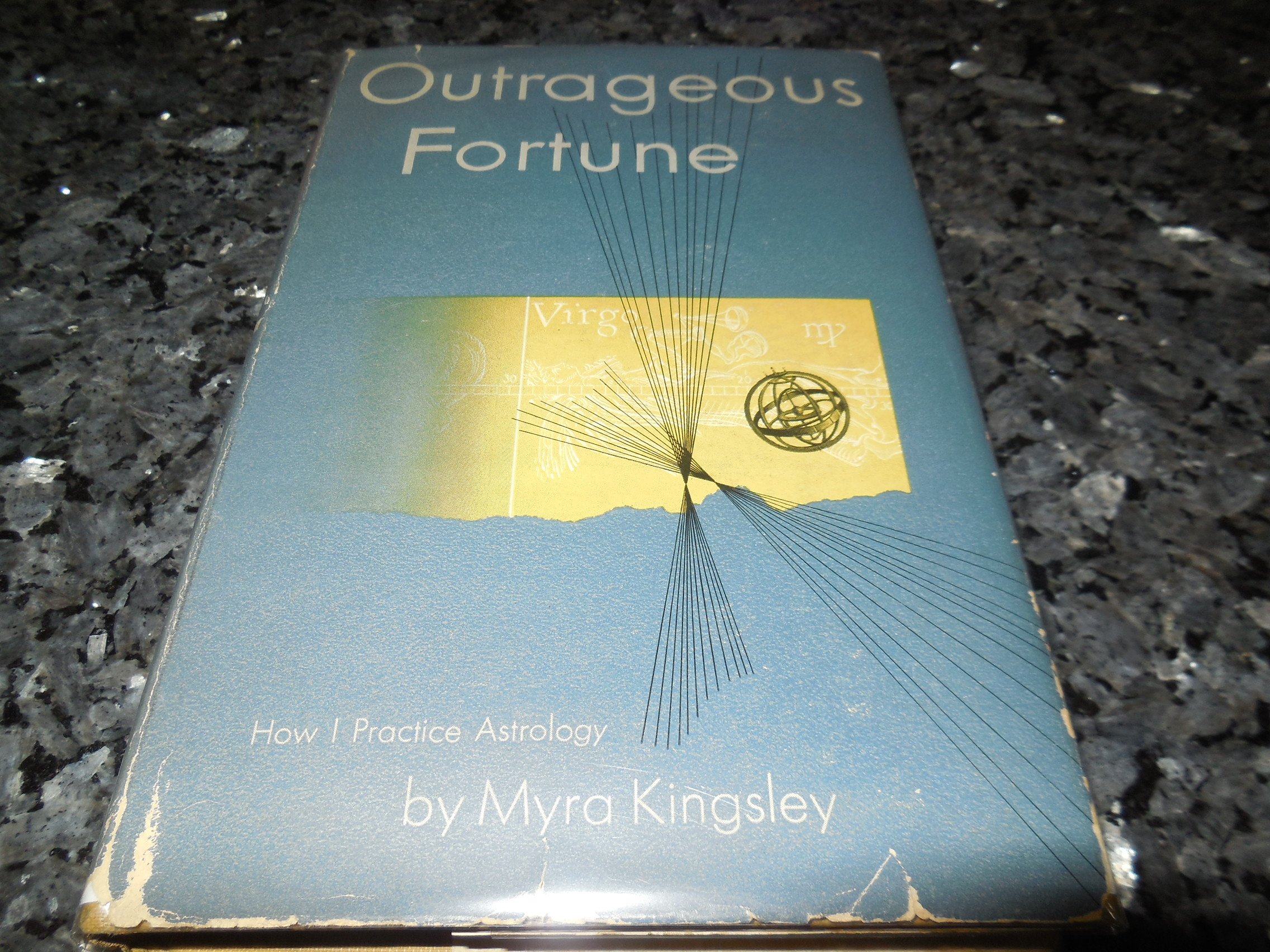 Image for Outrageous Fortune - How I Practice Astrology