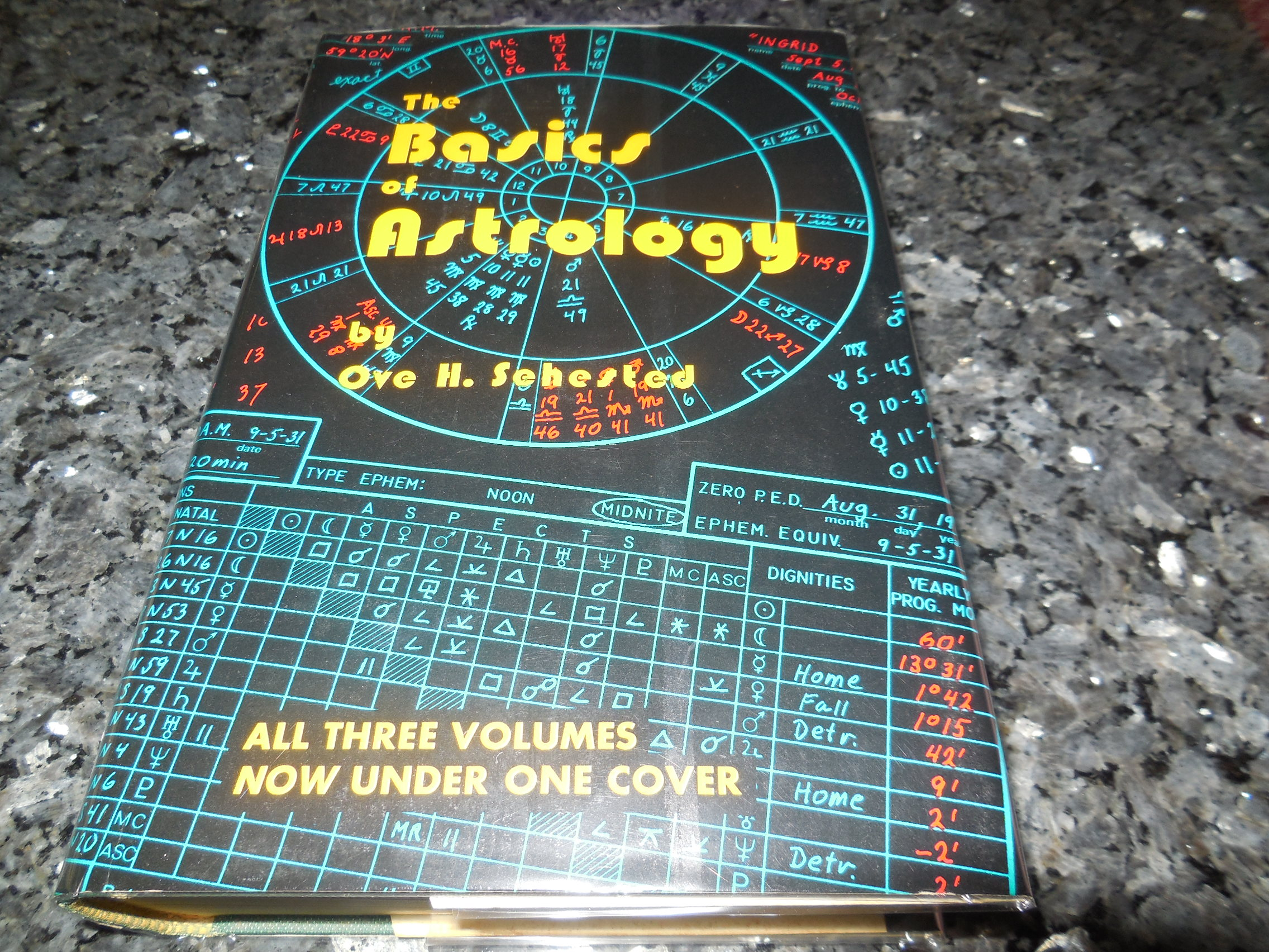 Image for 001: Basics of Astrology, Vol. 1