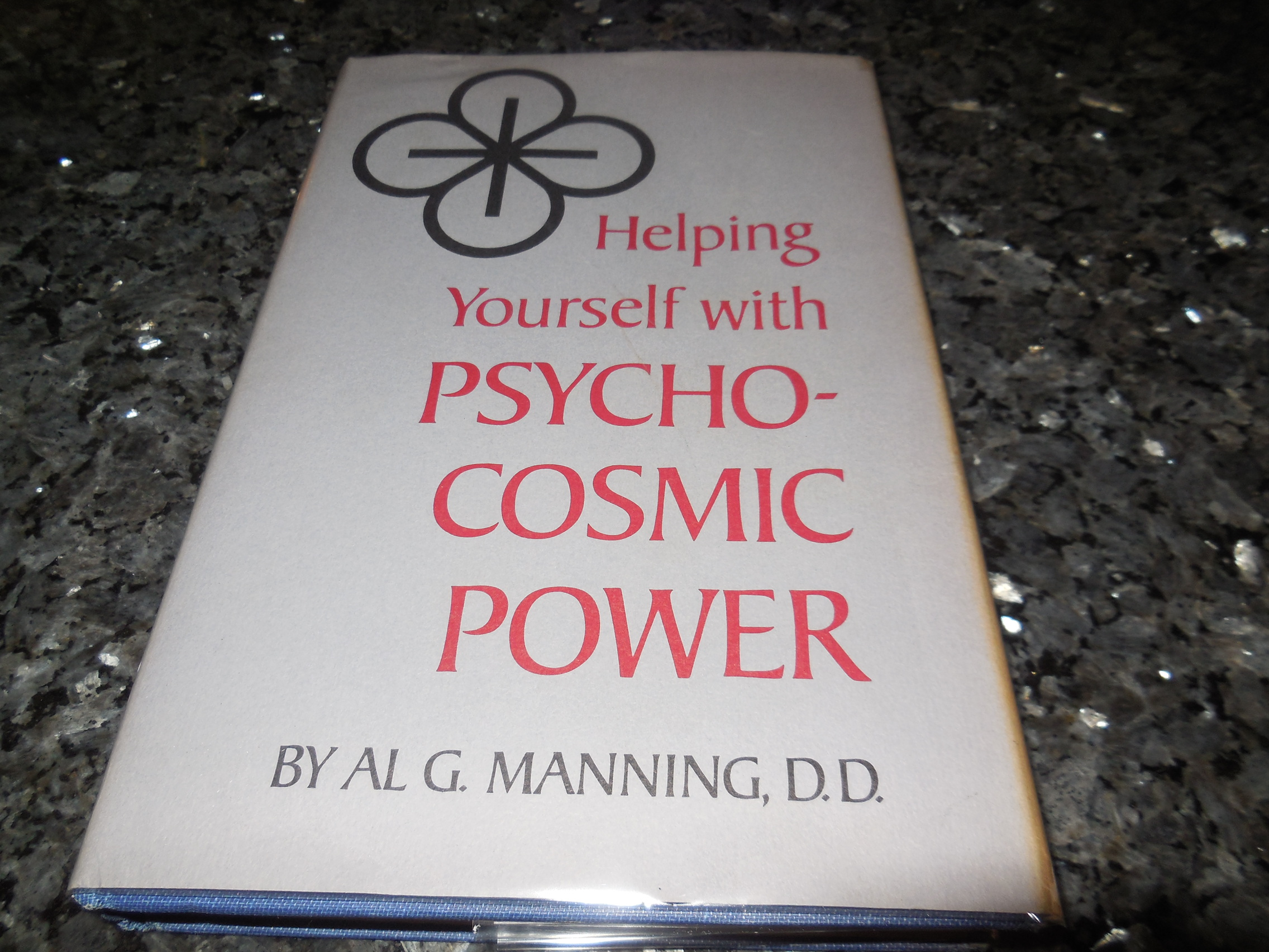 Image for Helping Yourself With Psycho-Cosmic Power