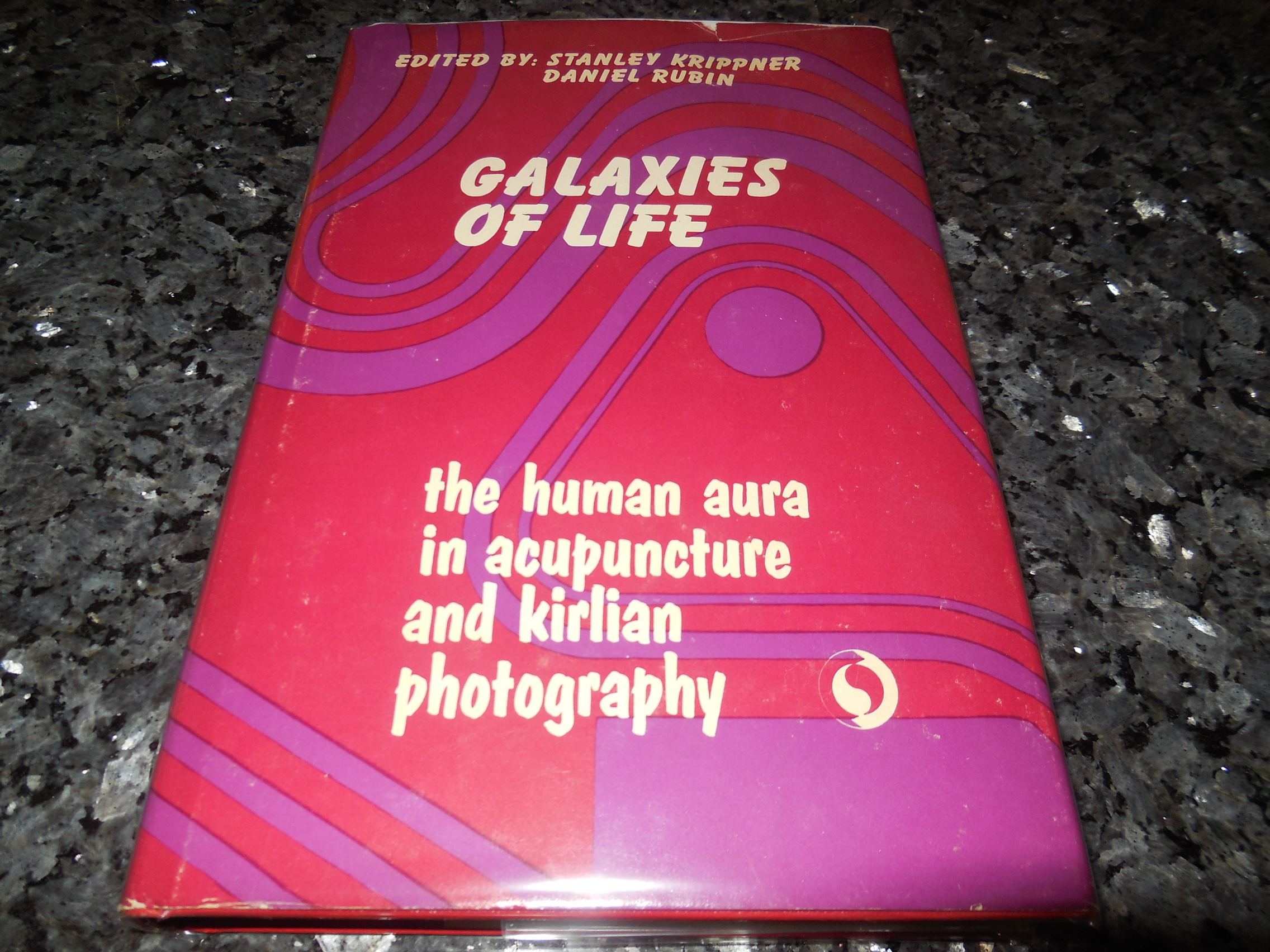 Image for Galaxies Of Life - The Human Aura in Acupuncture and Kirlian Photography