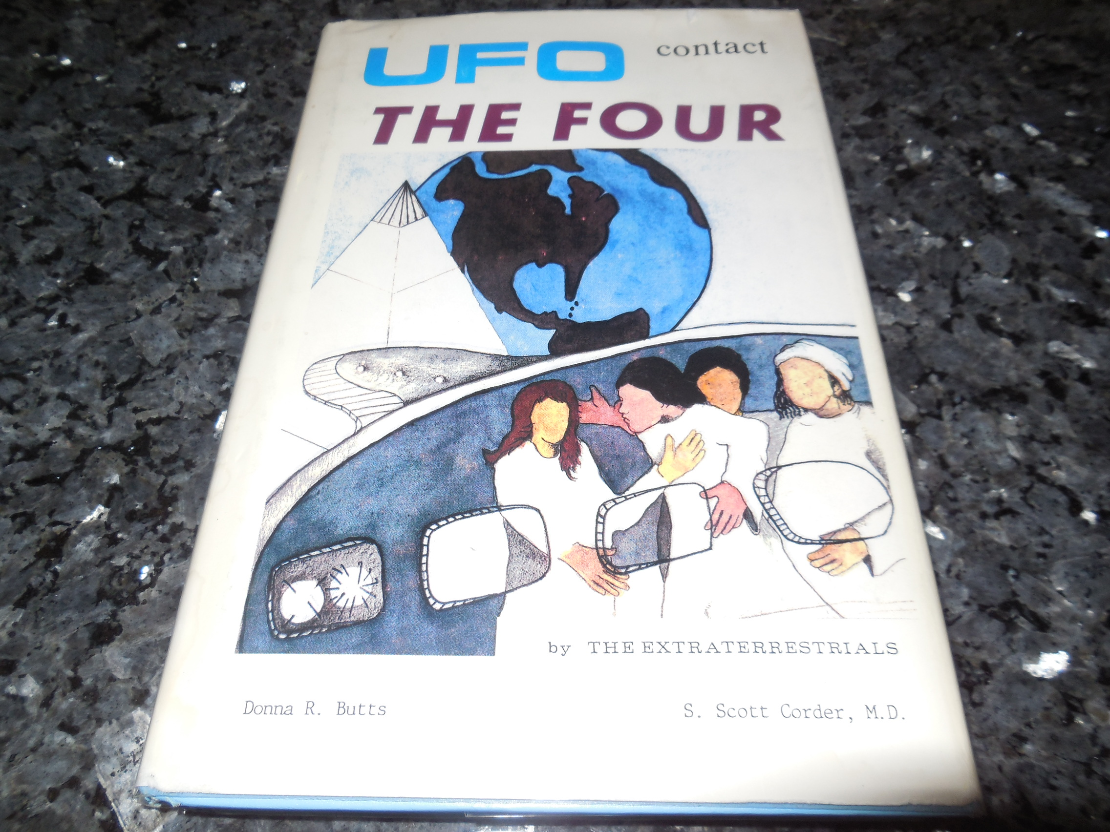 Image for UFO Contact, the Four