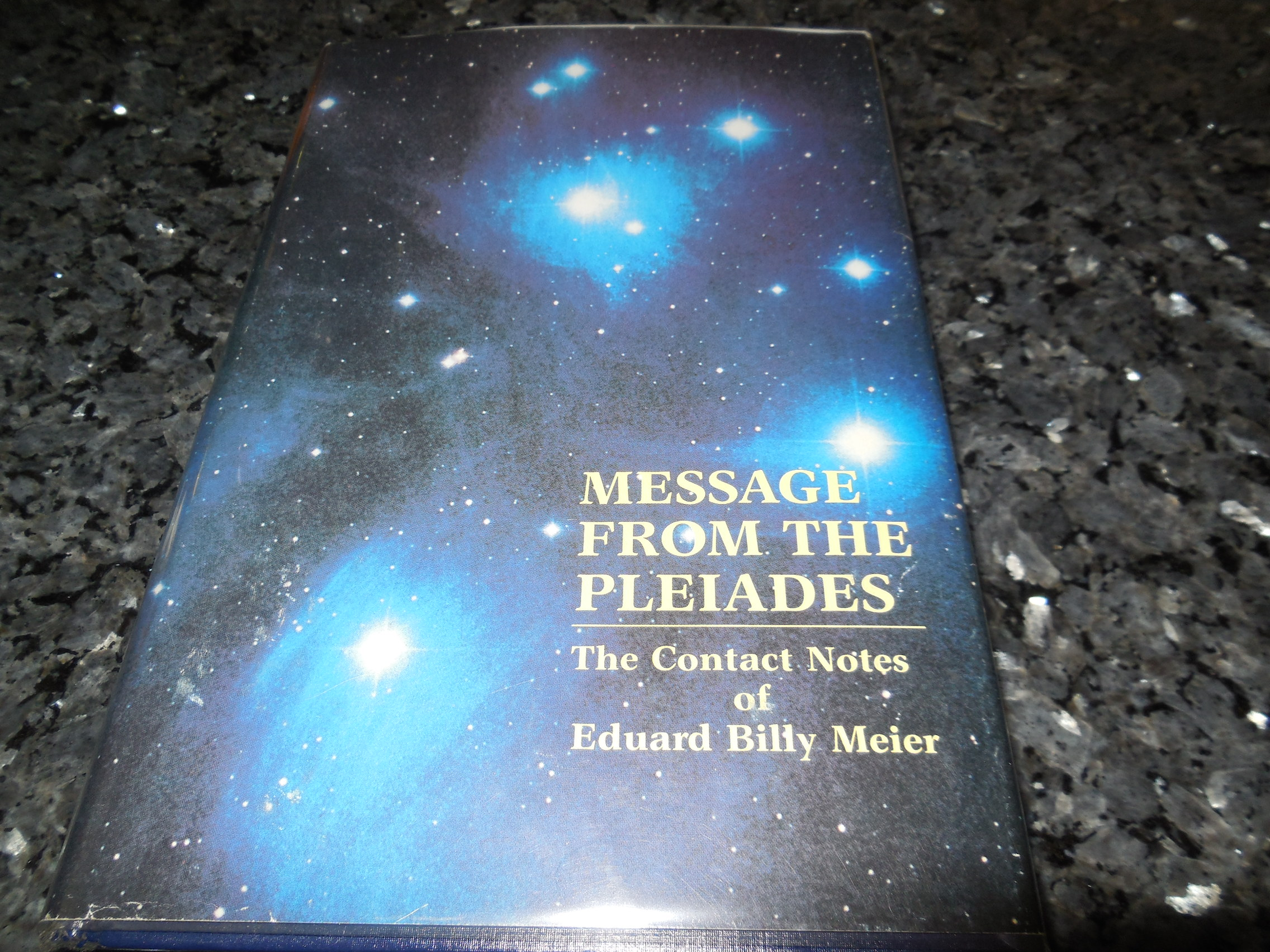 Image for Message From the Pleiades: The Contact Notes of Eduard Billy Meier, Volume 1