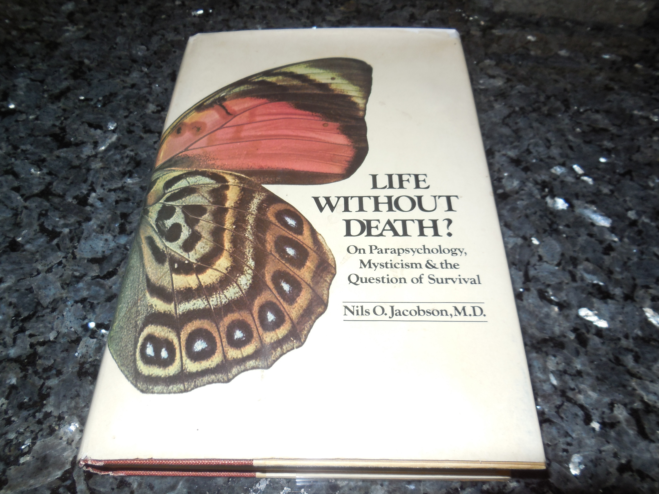 Image for Life Without Death? on Parapsychology, Mysticism, and the Question of Survival (English and Swedish Edition)