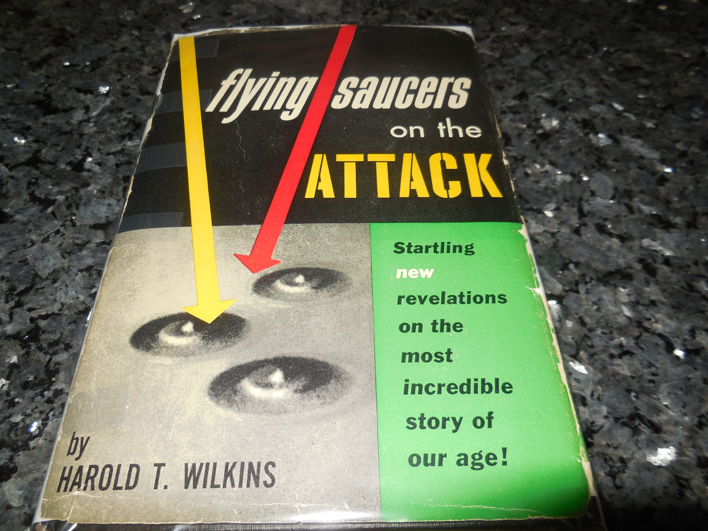 Image for Flying Saucers on the Attack