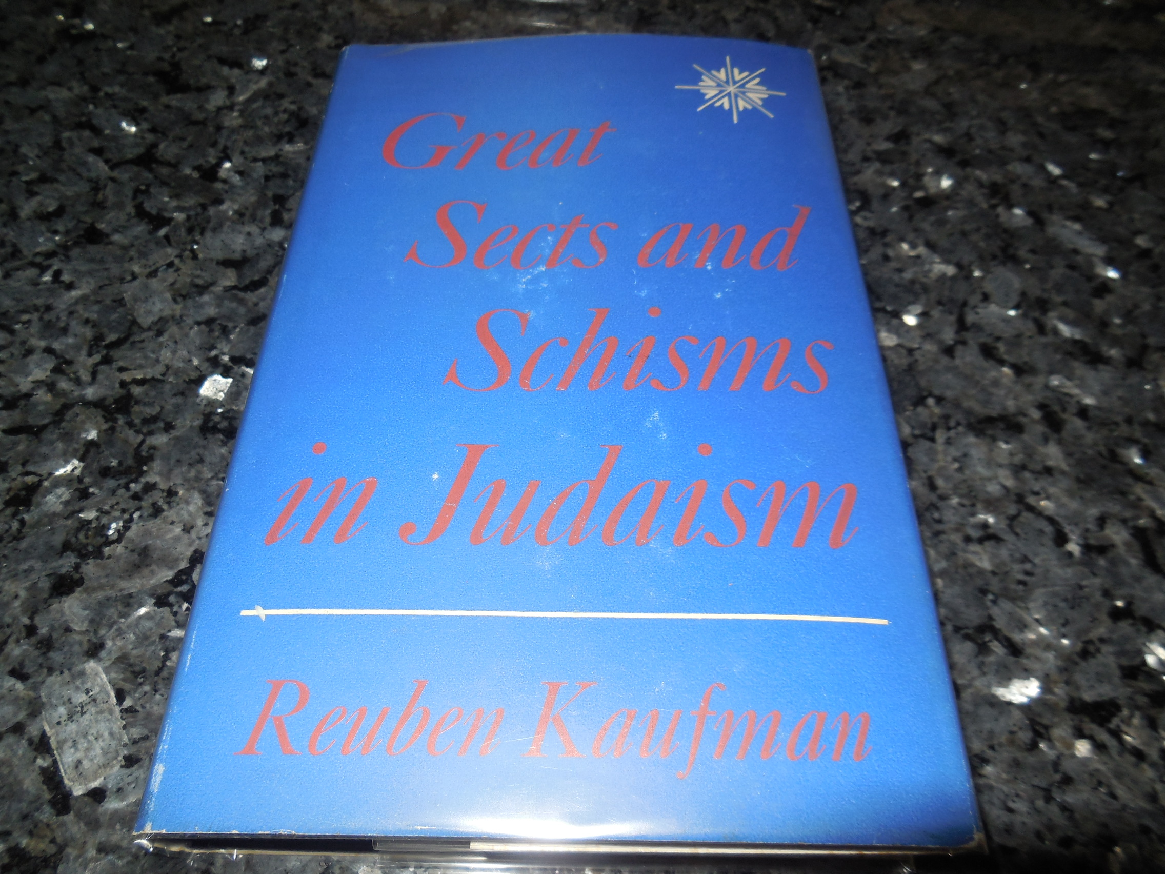 Image for Great Sects and Schisms in Judaism