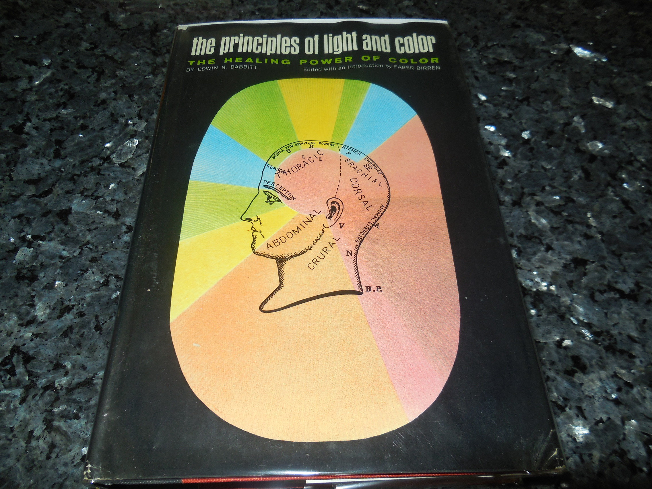 Image for The Principles of Light and Color