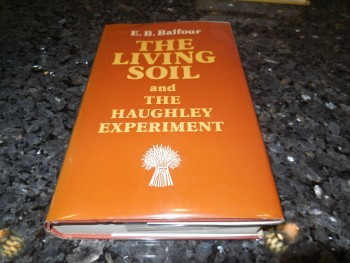 Image for Living Soil and the Haughley Experiment