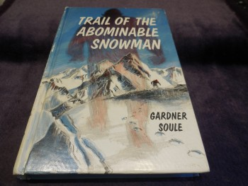 Image for Trail of the Abominable Snowman