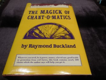 Image for The Magick of Chant-o-Matics