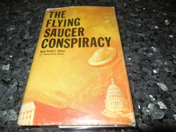 Image for The Flying Saucer Conspiracy
