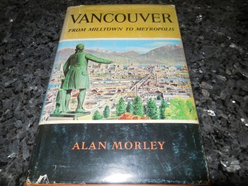 Image for Vancouver - From Milltown to Metropolis