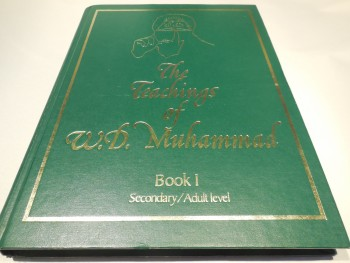 Image for The Teachings of W. D. Muhammad, Secondary / Adult Level, Book 1