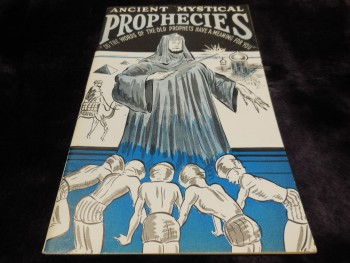 Image for Ancient Mystical Prophecies - Do the Words of the Old Prophets Have a Meaning For You