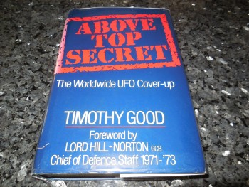 Image for Above Top Secret: Worldwide UFO Cover-up