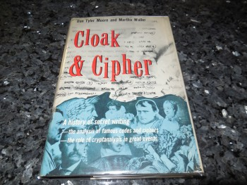 Image for Cloak & Cipher - A History of Secret Writing