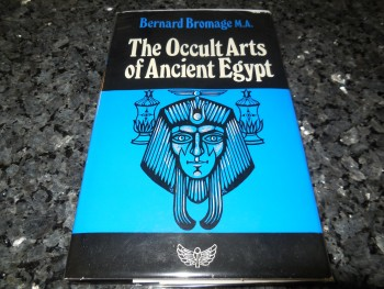 Image for Occult Arts of Ancient Egypt