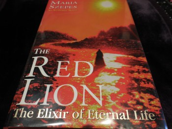 Image for The Red Lion: The Elixir of Eternal Life