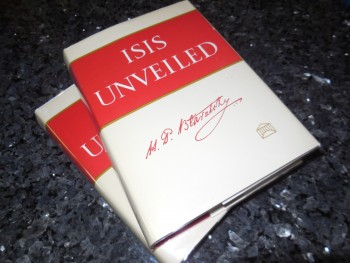 Image for Isis Unveiled (2 Volume Set)