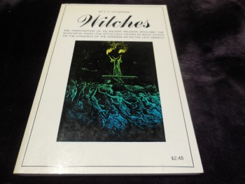 Image for Witches - The Investigation of an Ancient Religion Involving the Worship of Diana