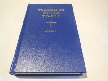 Image for Teachings of the Temple, Volume II