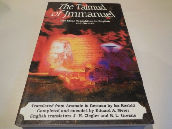 Image for The Talmud of Jmmanuel: The Clear Translation in English and German, 3rd Edition (English, German and German Edition)